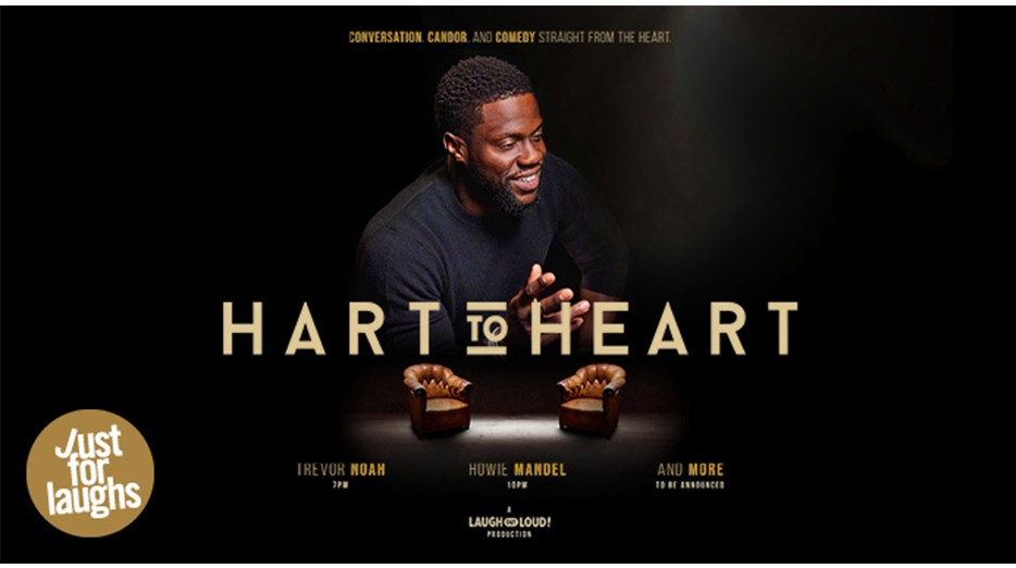 Hart to Heart : Live from JFL