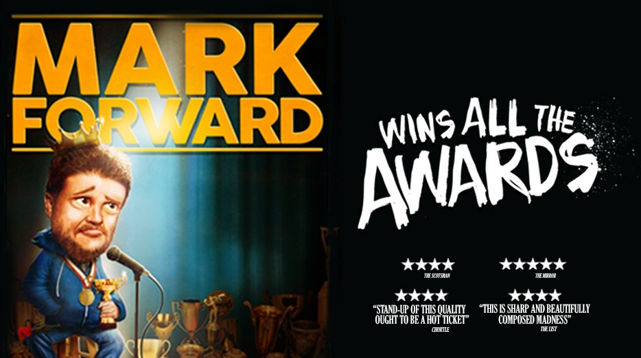Mark forward | Wins All the Awards