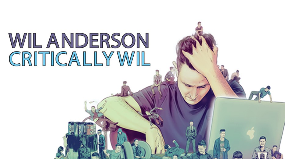 Wil Anderson | Critically Wil